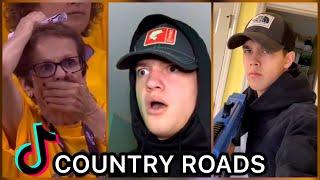 Best Country Roads, Take Me Home Tik Toks