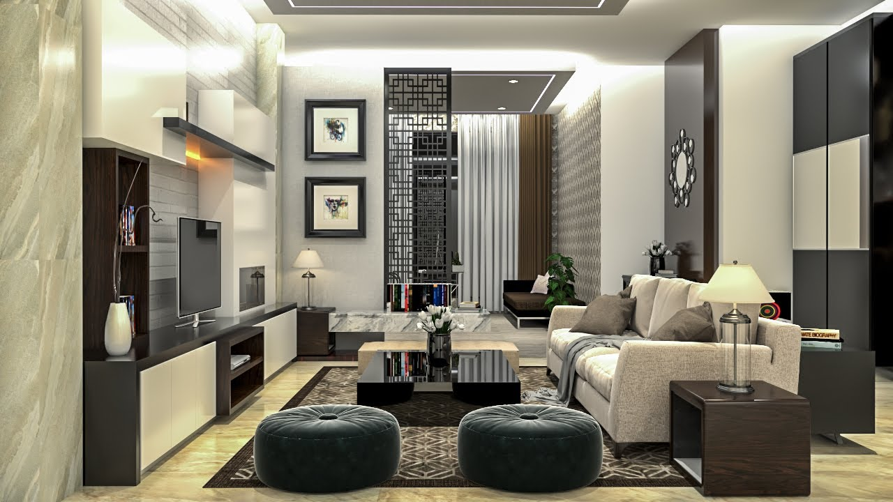 vray rendering for sketchup  Nice Living Room 008 Render with vray 34004 for sketchup 2017
