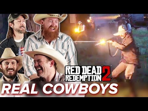 Real Cowboys Go Wild In Red Dead Redemption 2 Online • Pro Play thumbnail