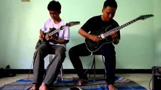 Dzulfikar and Wahyu Ananda - Synyster Licks