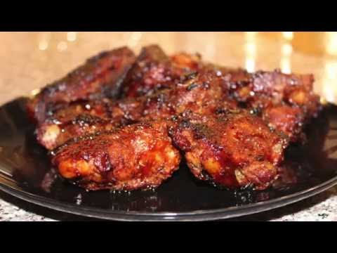 Easy Stove Top BBQ Ribs (NO Bake) - DopeChicksCook