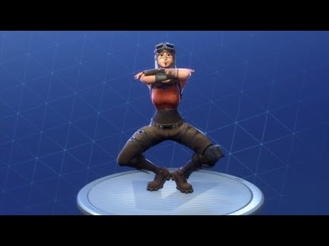 Squat kick but the music is replaced with Kazotsky Kick