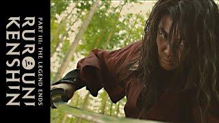 Rurouni Kenshin Movie Trilogy - A Master's Final Duty