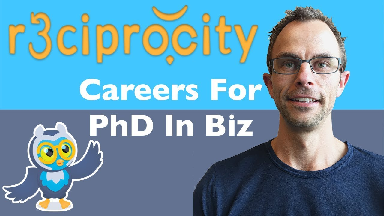 Careers For A PhD In Business Administration? Jobs For Doctorate In  Business Administration