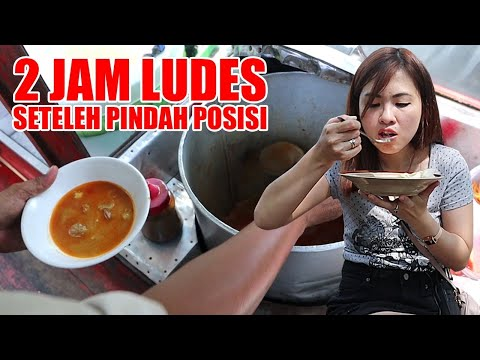 cuma-2-jam-ludes-nasi-gule-#kulinerjakarta