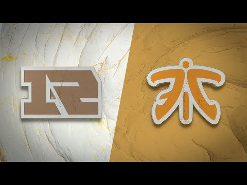 Royal Never Give Up vs Fnatic vod