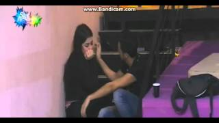 حنان لخضر تبكي و رافائيل يواسيها في ستار اكاديمي 11 - 17-11-2015