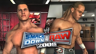 "WWE SmackDown vs Raw 2008 - GM MODE - ""THE DRAFT!!!"" (Ep 1)"