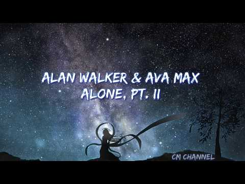 alan-walker-&-ava-max---alone-ii-(lyrics)