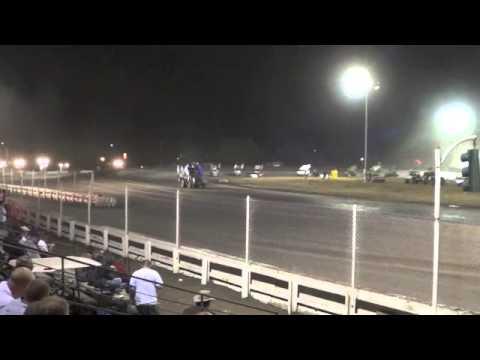 Rico Abreu Wins 23rd Annual Dave Bradway Memorial Race at Silver Dollar Speedway