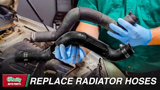 How To: Replace Upper and Lower Radiator Hoses