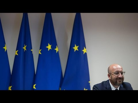 Brexit: 'If you leave the club there are consequences', EU's Charles Michel warns UK