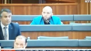 Gëzim Kelmendi - Shqyrtimi I Projektligjit Për Lirinë Fetare Në Kosovë  30.11.20