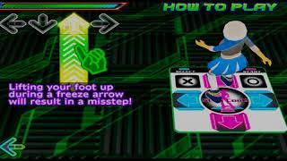 dance dance revolution supernova - ps2 pc pcsx2 1.50 konami ddr