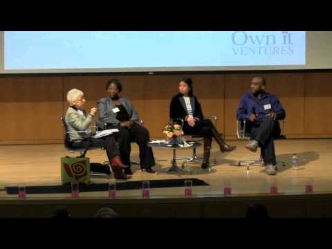 Own it Ventures 2013 Conference:  Crowd Funding