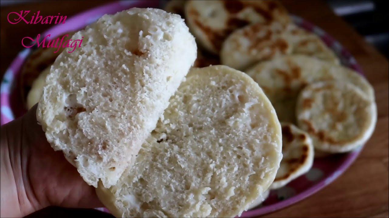 Sütlü Minik Bazlama Tarifi Videosu