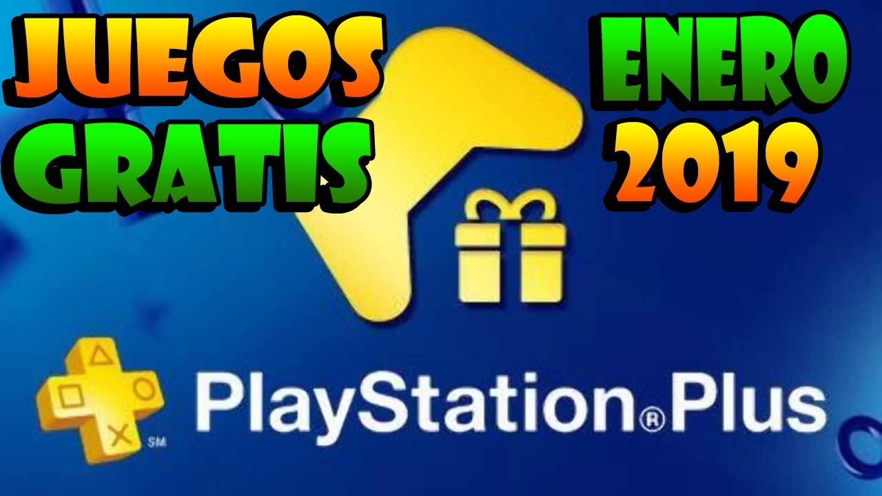Juegos Playstation Plus Enero 2019 Youtube