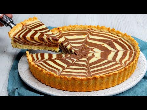 vraiment-génial!-oserez-vous-franchir-cette-tarte-au-nutella-aux-2-couleurs?|-savoureux.tv