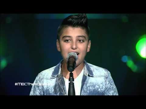 فيديو اغنية مروان النصوح يا ضلي يا روحي كاملة HD ذا فويس كيدز