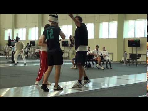Fencing Lessons at 2014 Fencing World Championships