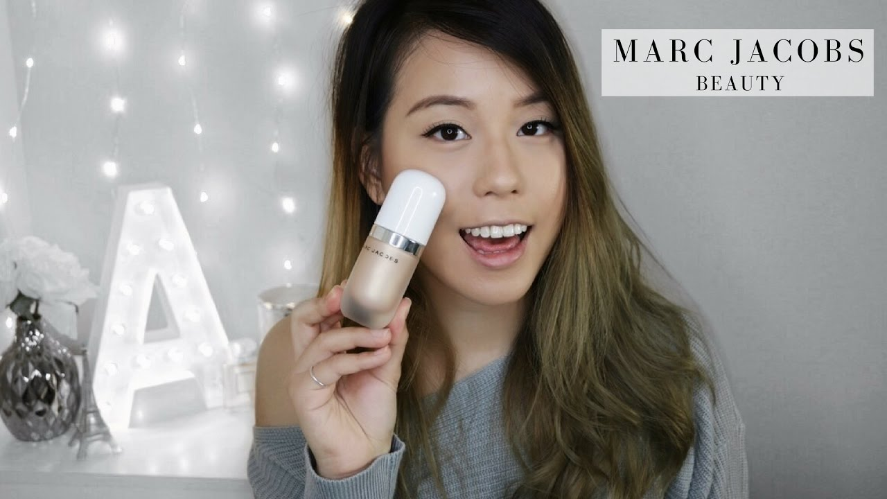 2aebacb5223 Marc Jacobs Dew Drops Coconut Gel Highlighter Review | AlisonHa ...