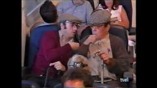 CRUZ Y RAYA - Ramón y Tomás en el tren