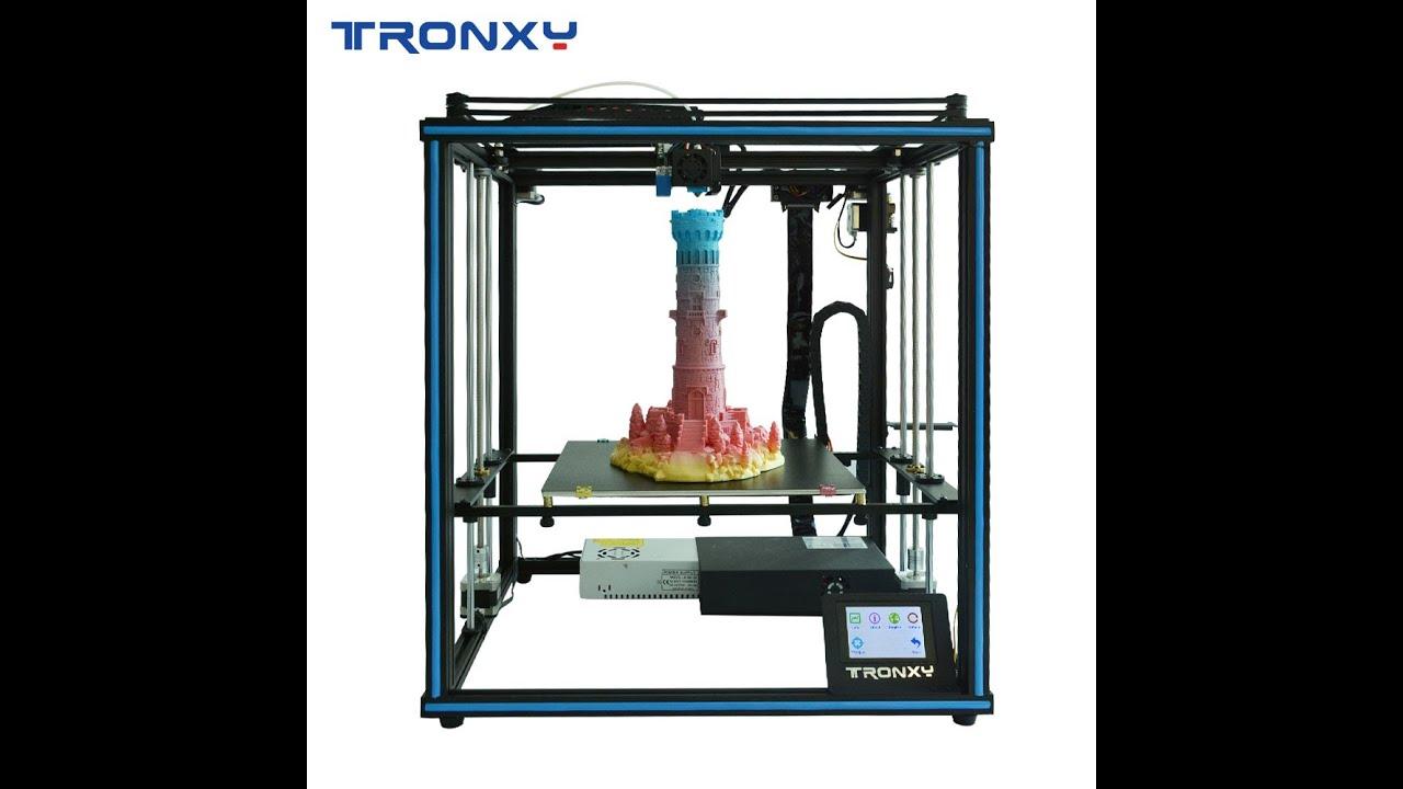 Tronxy P802m Firmware