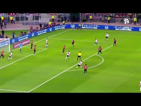 River goleó 3-0 a Atlético Paranaense y es el campeón de la Recopa Sudamericana