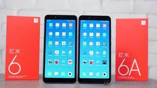 Обзор Xiaomi Redmi 6/6A – новинка линейки Redmi 2018 года!