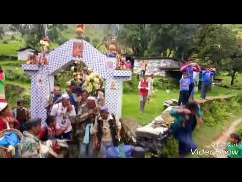 Jagar in Rathi and Nanda Astami mela !! 2017 !! Spirit Worship in Uttarakhand culture !!