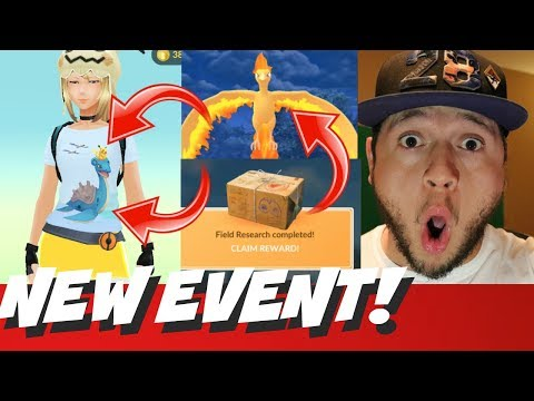*NEW* EARTH DAY EVENT IN POKEMON GO NEW IN GAME SURPRISES AND UNLOCKS NEW AVITAR ITEMS !!!