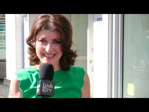 Speaking Irish on Hollywood Blvd with IrishETV