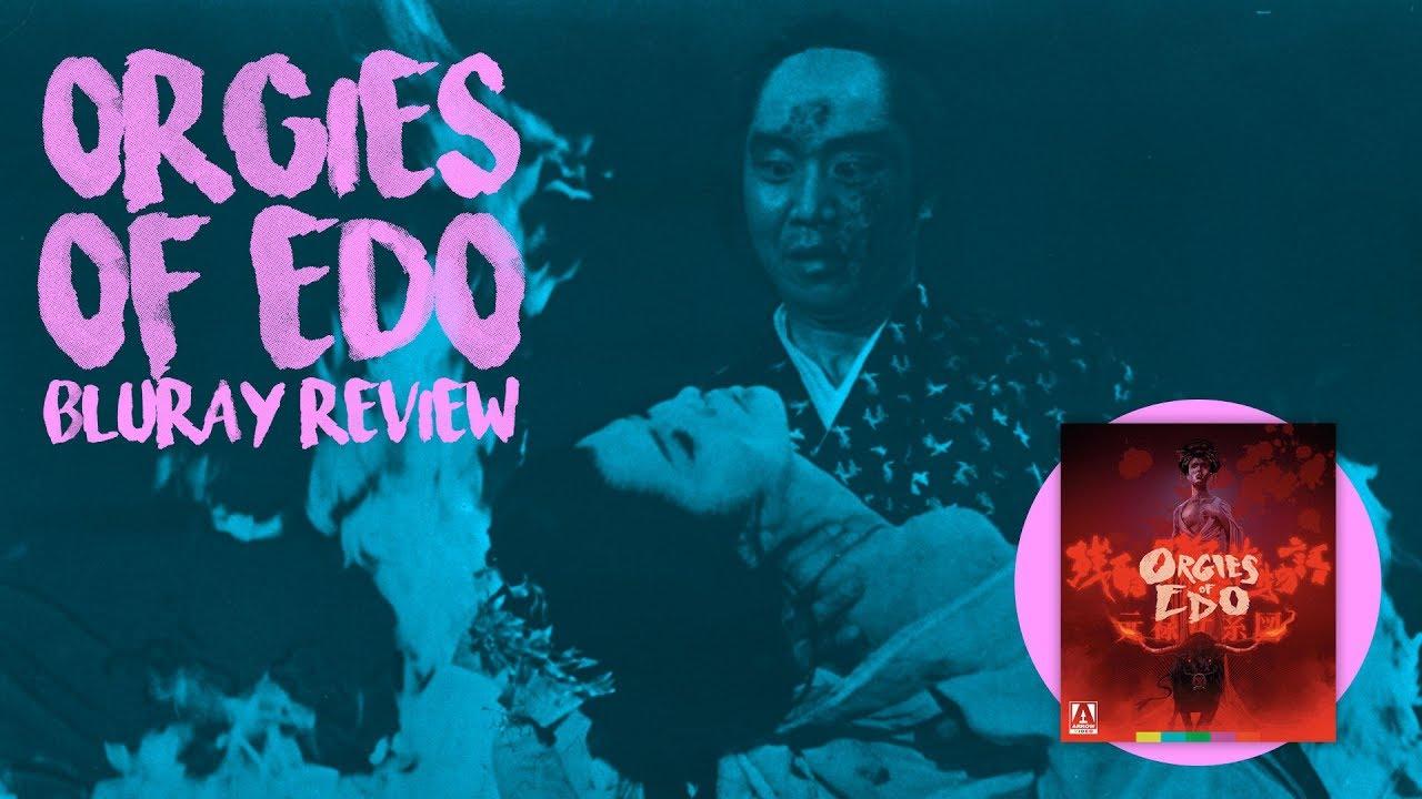 Download Orgies of Edo - Blu-ray Review