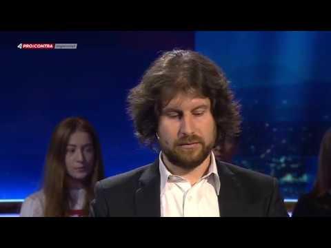 Jean Ziegler im Streitgespräch mit Rahim Taghizadegan