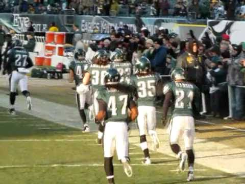 Game Day Vids: Eagles Vs Packers Wildcard Playoffs 1/9/11