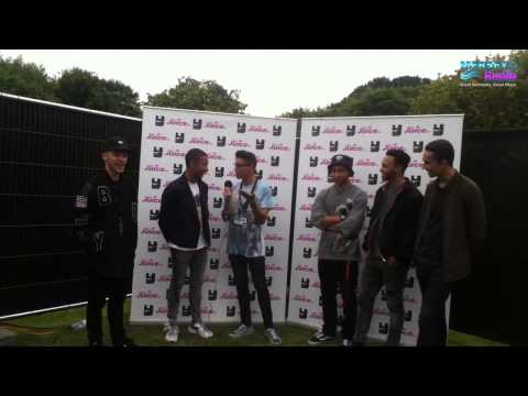 Mic Lowry Interview - Liverpool International Music Festival