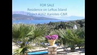 Lefkas  Kariotes property for sale