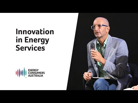 Innovation in Energy Services - Mark Byrne