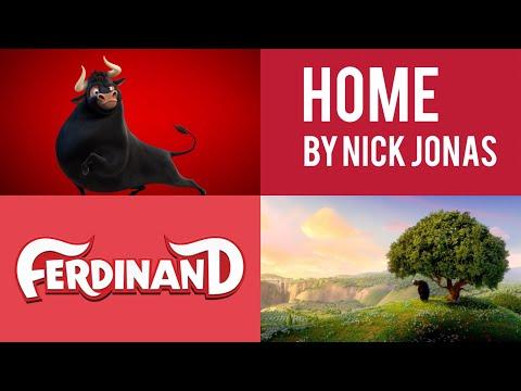 Nick Jonas - Home (From Ferdinand)