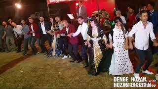 HEMIDO HUNERMEND U HOZAN TACETTİN  YÜKSEKOVA DÜGÜNLERİ  2018