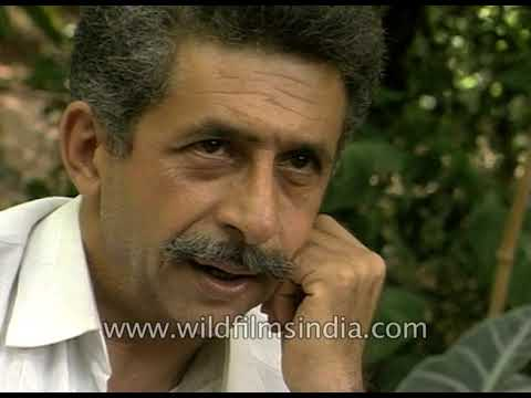 Naseeruddin Shah: When I was a child there weren't as many options as there are today