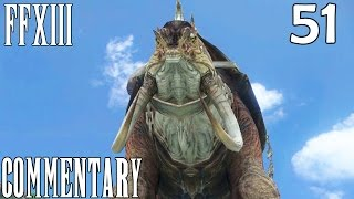 Final Fantasy XIII PC Walkthrough Part 51 - Central Expanse Exploration (Chapter 11)