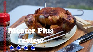 Meater Plus Review | Plowboys Yardbird Pit Barrel Chicken