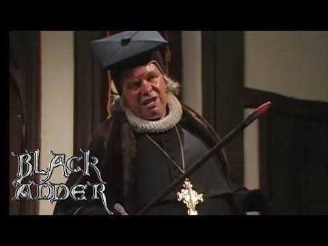 Blackmailing the Bishop - Blackadder - BBC