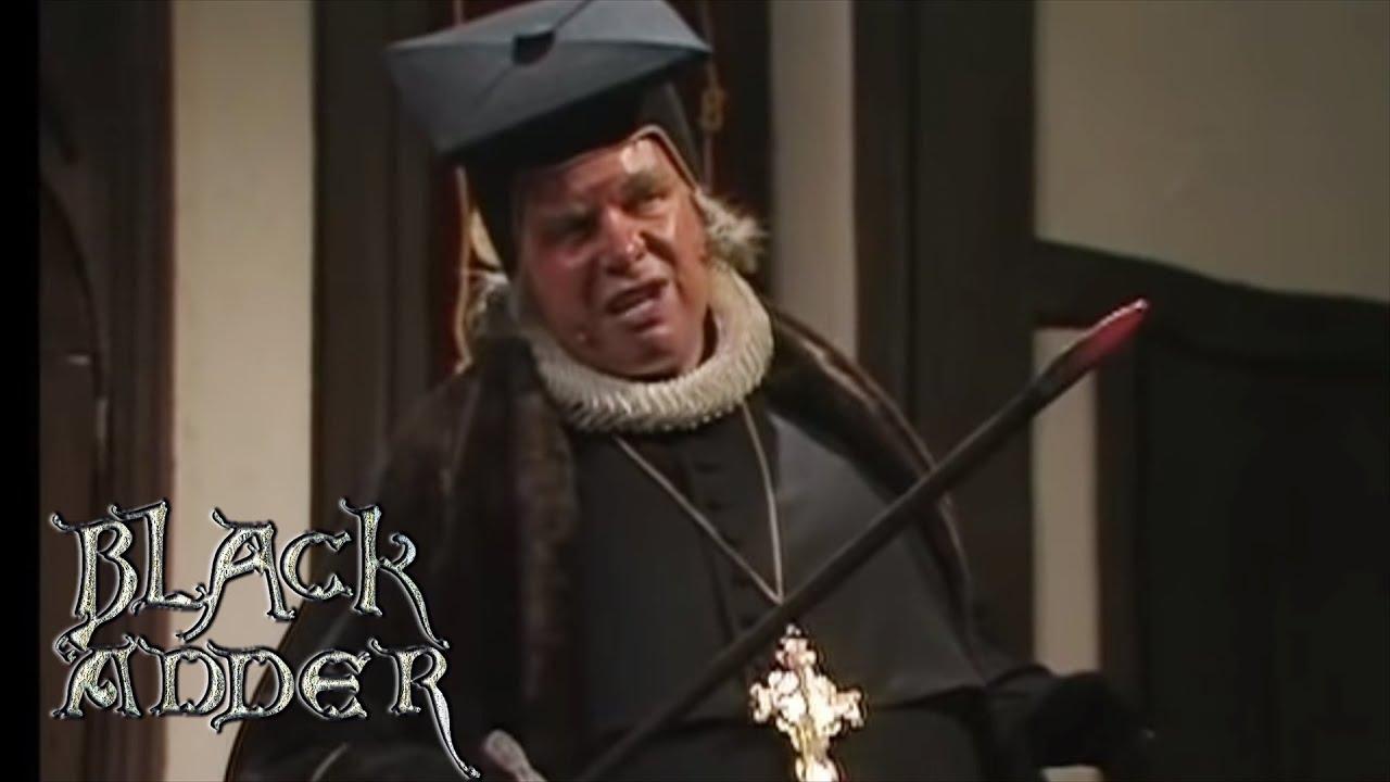 Download Blackmailing the Bishop | Blackadder II | BBC Comedy Greats