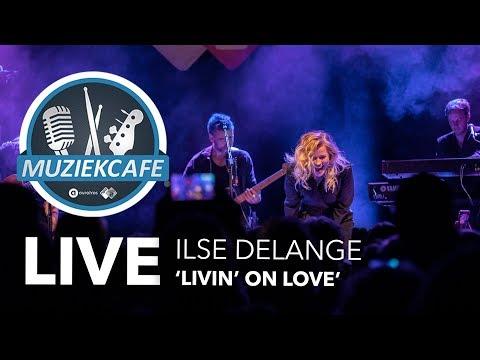 Ilse DeLange - 'Livin' On Love' live bij Muziekcafé
