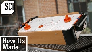 How Air Hockey Tables Are Built | How It's Made