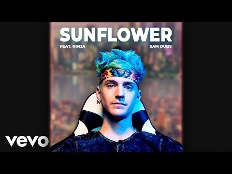 Ninja Sings Sunflower