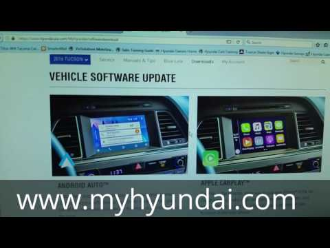 How to Install Android Auto Apple CarPlay onto your Hyundai yourself part 1