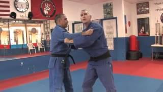 How to do a One arm Shoulder Throw - Judo Lessons